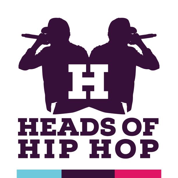 Heads of Hip Hop Logo